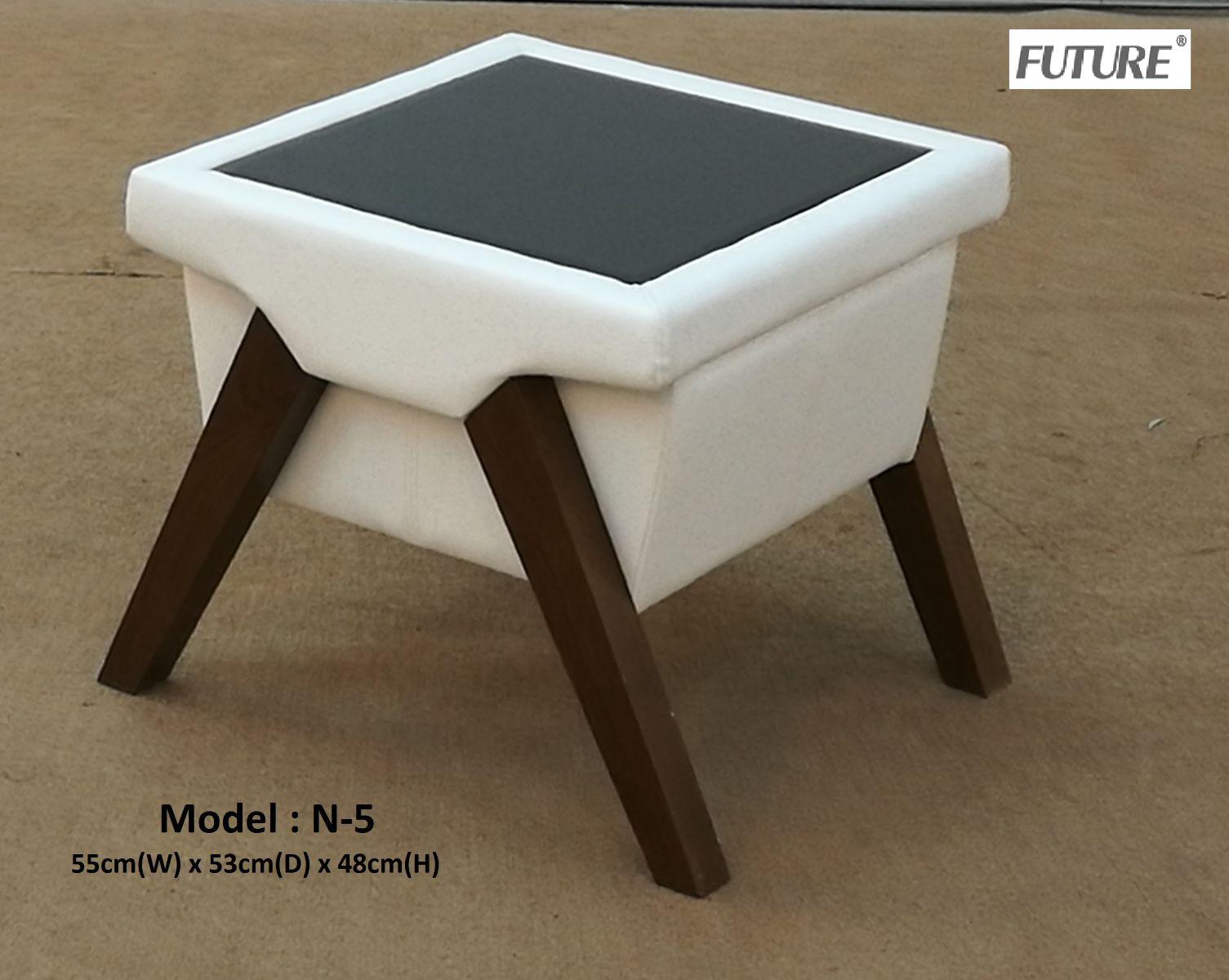 BÀN SOFA DA BÒ - FUTURE MODEL N-5
