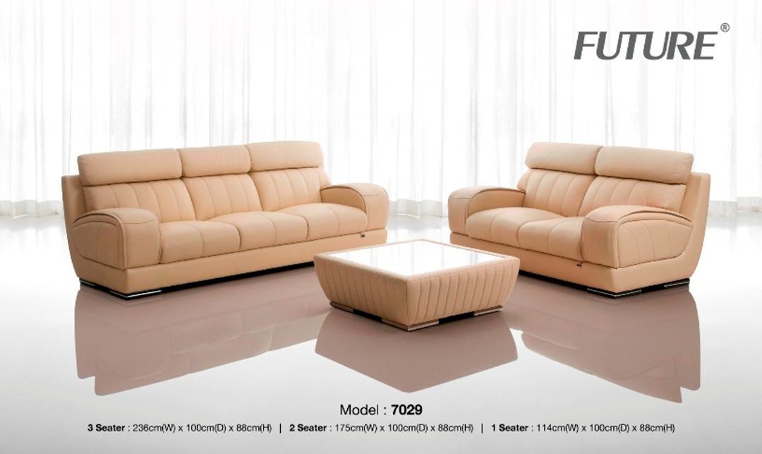 SOFA DA BÒ - FUTURE MODEL 7029 (1+2+3)
