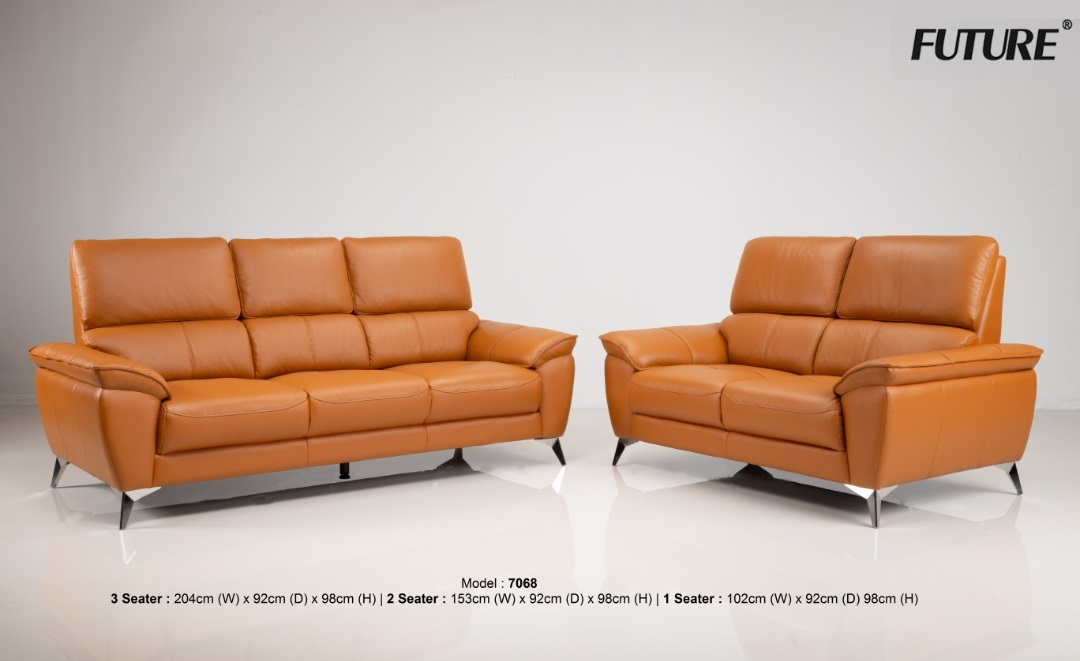 SOFA DA BÒ - FUTURE MODEL 7068 (1+2+3)