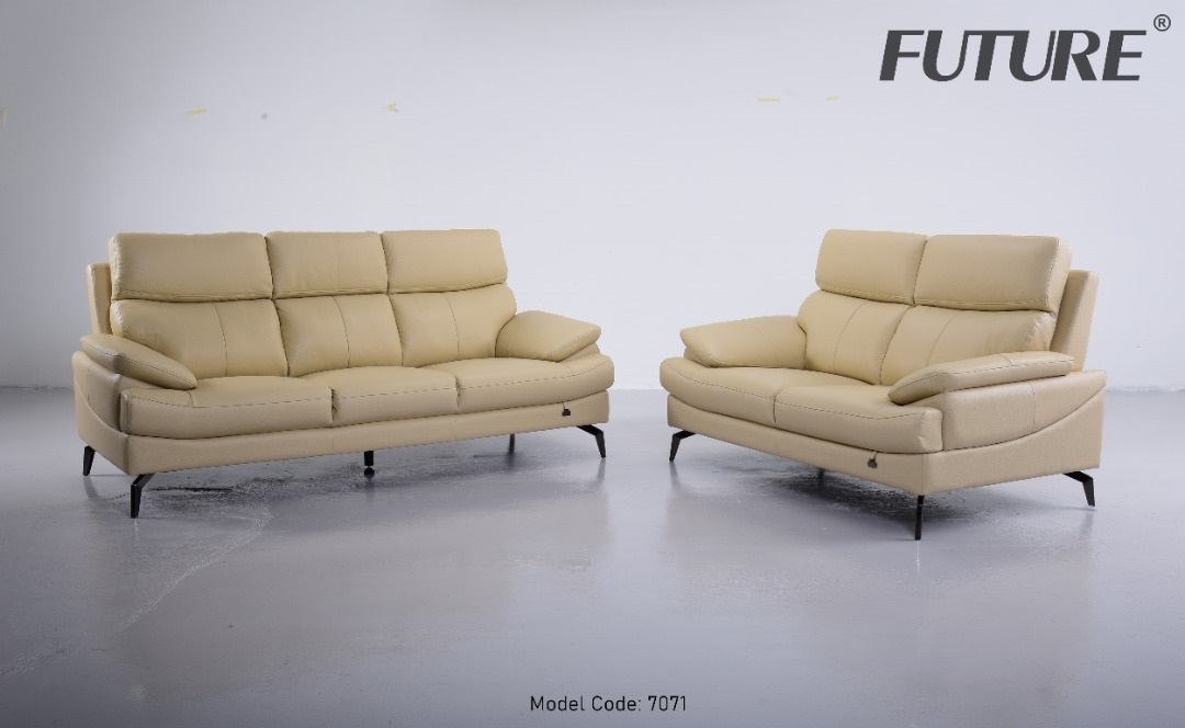 SOFA DA BÒ - FUTURE MODEL 7071 (1+2+3)