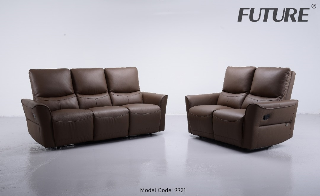 SOFA DA BÒ - FUTURE MODEL 9921 (1+2+3)