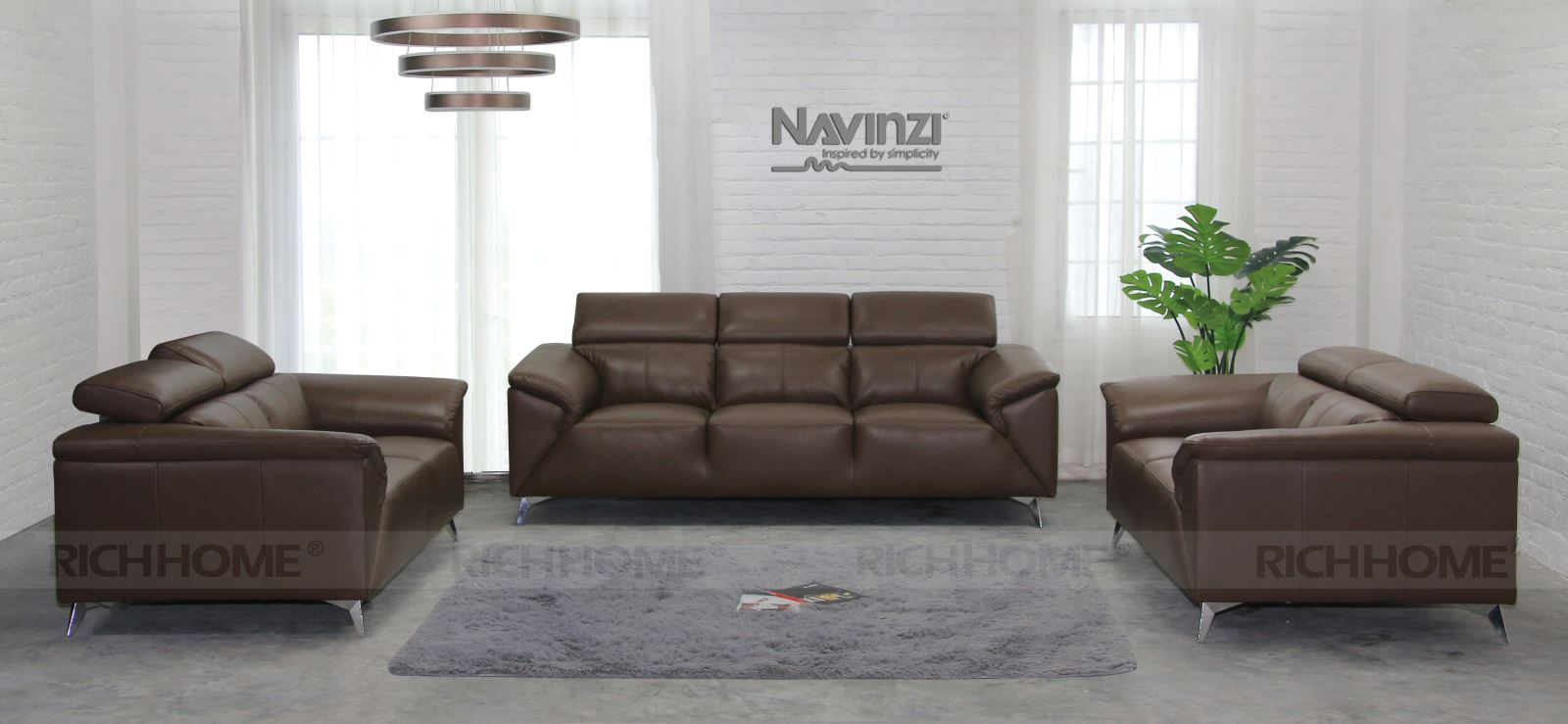 SOFA DA BÒ - NAVINZI MAGIC 2+2+3