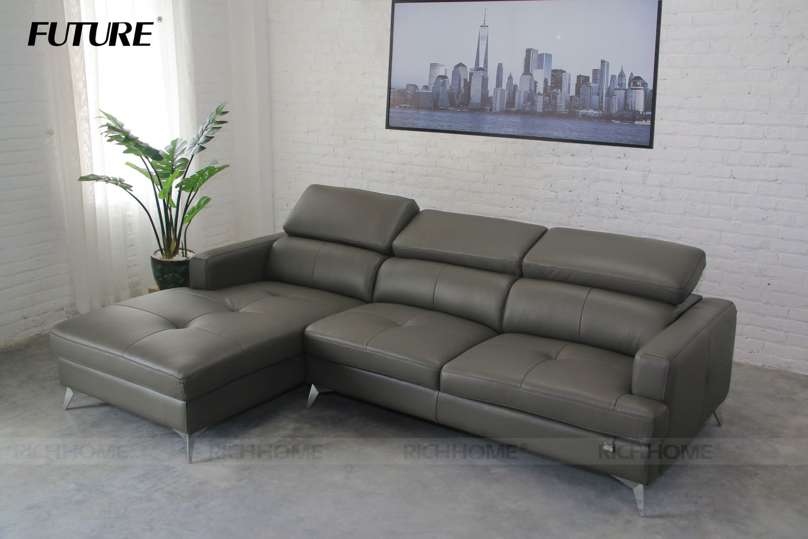 SOFA DA BÒ - FUTURE MODEL 7030 (3L)