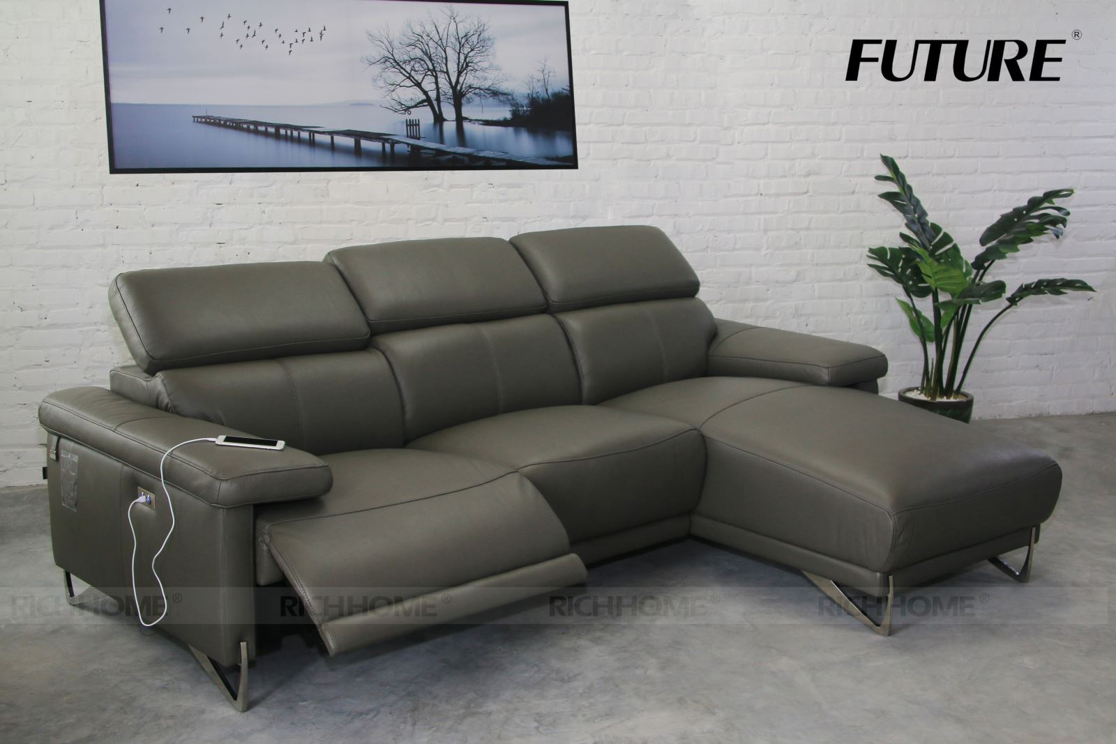 SOFA DA BÒ - FUTURE MODEL 7067 (3L)