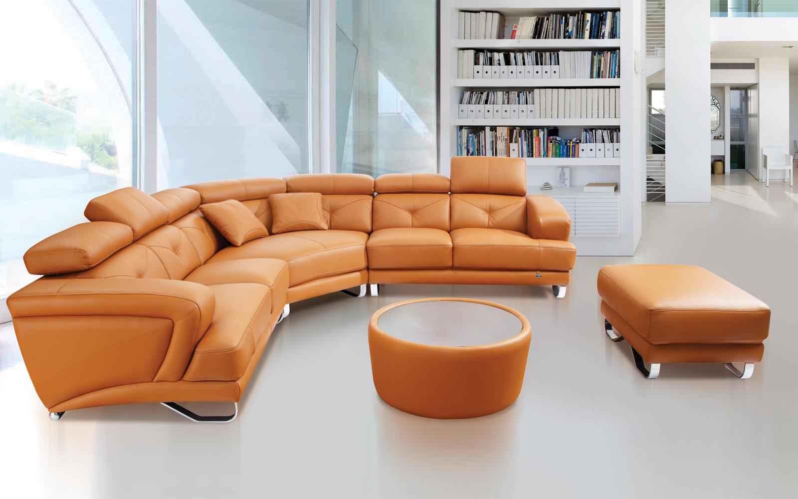sofa góc cho không gian văn phòng rộng